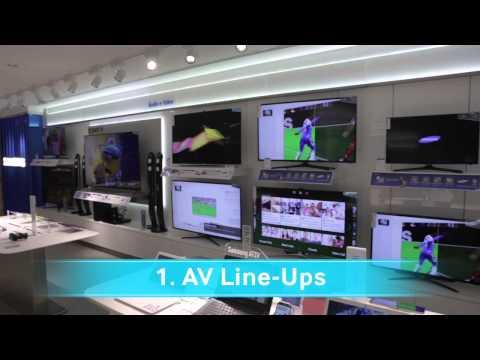 Samsung Store Guide - Shopping Morumbi