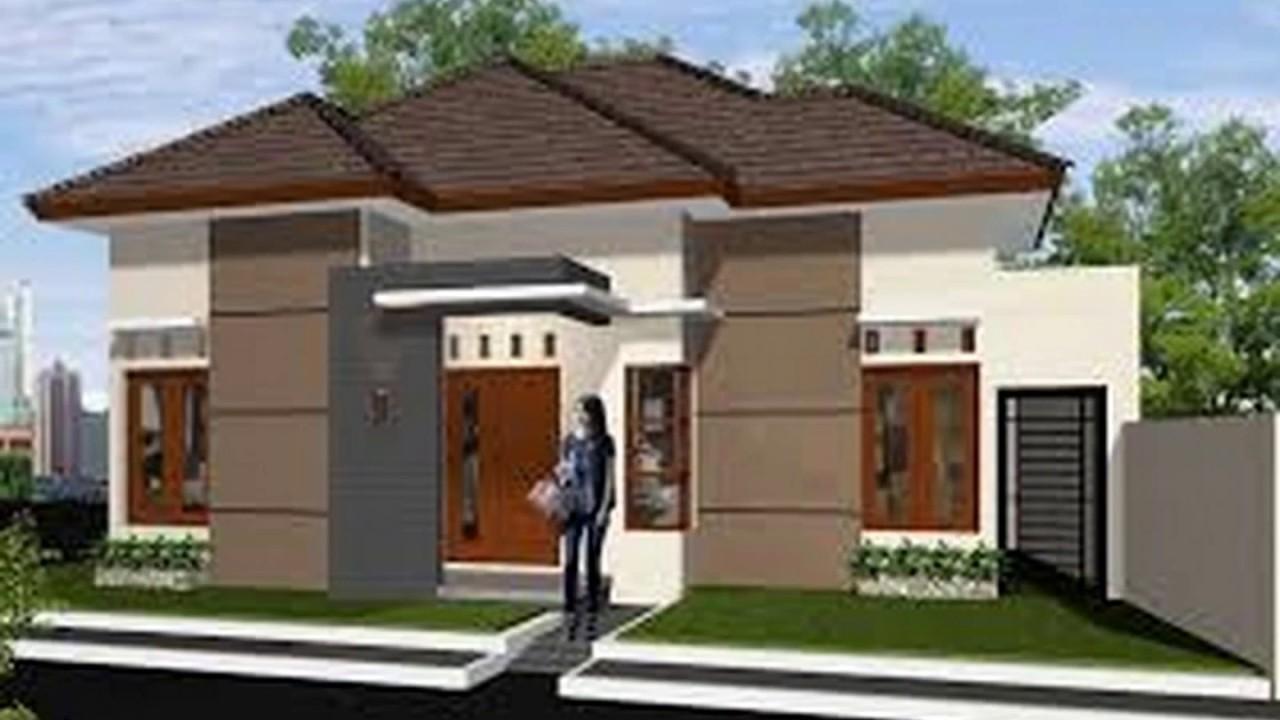 Top Contoh Rumah Minimalis Atap Limas Gubukhome