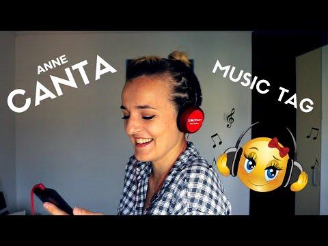 Music TAG - Anne face KARAOKE
