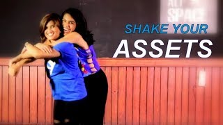 Dance Fitness Workout | Vijaya Tupurani | Assets | Yellow Claw | Tropkillaz
