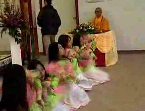 Dharma Sounds of the Buddha