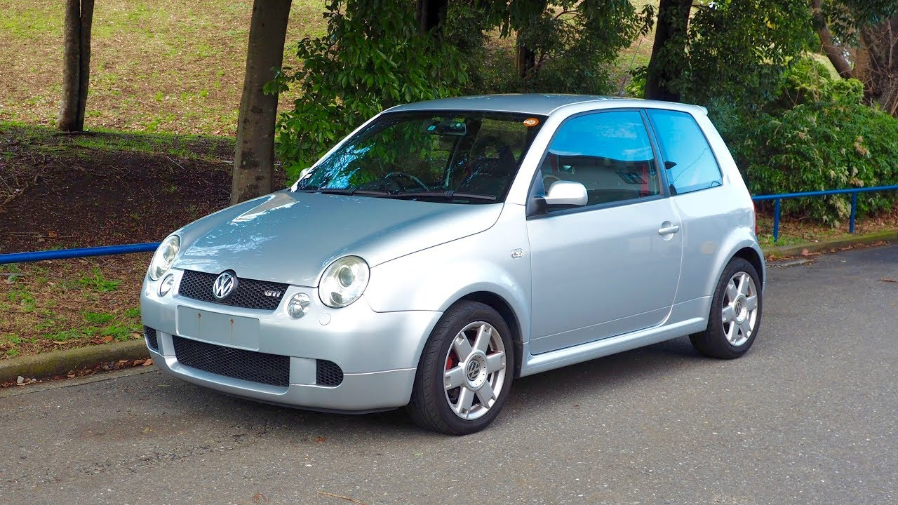 2005 VW Lupo GTi (Ireland Import) Japan Auction Purchase