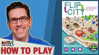 Flip City - How To Play