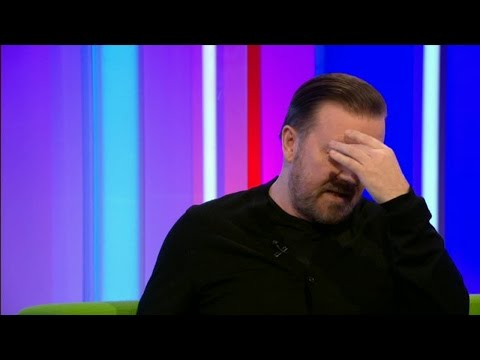 Ricky Gervais Humanity Interview the one show