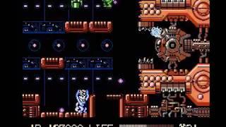 Bucky O'Hare (NES, Famicom, Dendy) все боссы