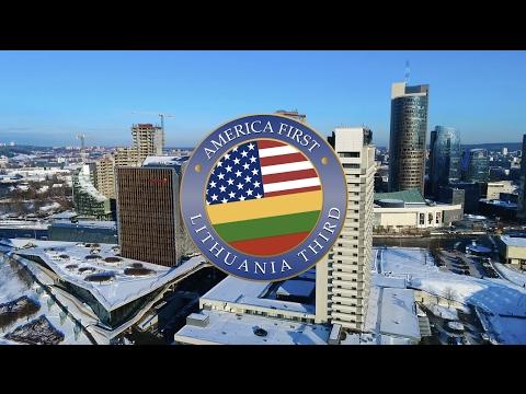 Lithuania welcomes Trump | Laikykitės ten su Andriumi Tapinu