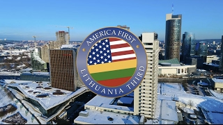America First – Lithuania Second