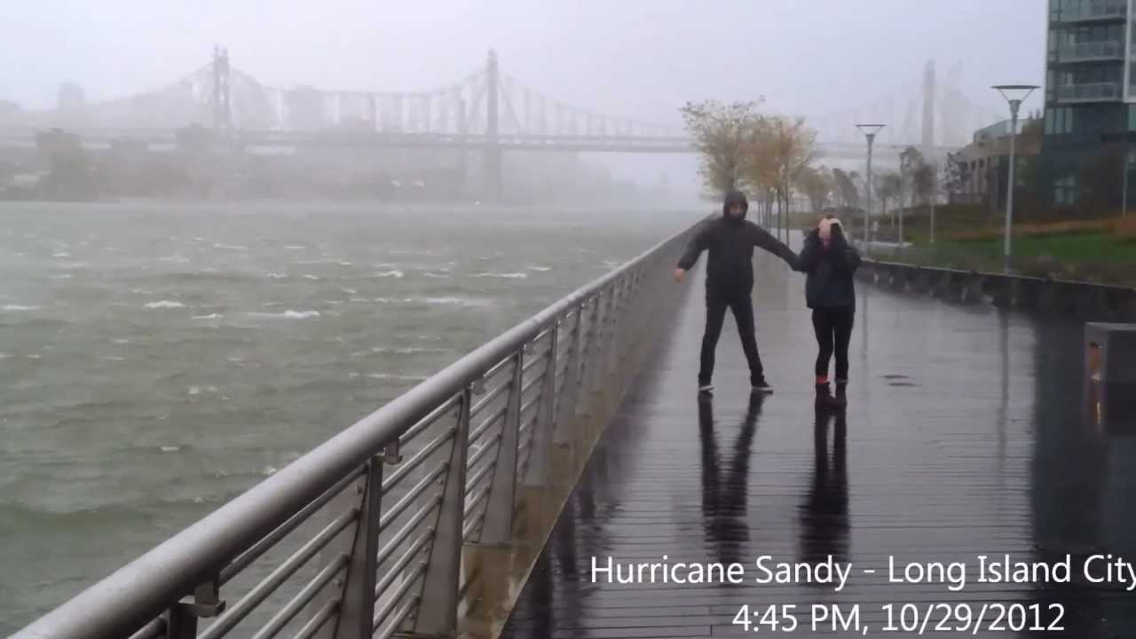 What Category Was Hurricane Sandy Long Island