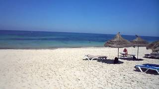 TUNISIAS BEST MAN MADE BEACH ALL INCLUSIVE HOTEL EL MOURADI PALM MARINA TUNISIA NORTH AFRICA