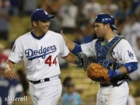 LA Dodgers 2008 NL West Champions