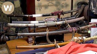 Samuraischwerter für 30,000 Euro - Die beeindruckende Sammlung des Masao Ohhara