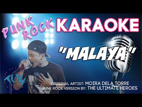 Malaya - Moira Dela Torre | KARAOKE/Instrumental (TUH Style)