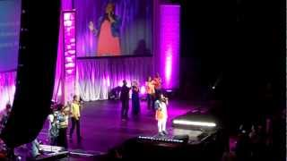 Tasha Cobbs leading worship at ASFB 2012