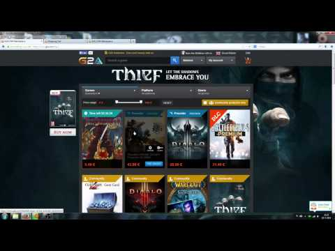 How to  Get cheaper online game codes & keys for Steam, Origin and Consoles Tutorial