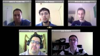 Entrevista al equipo de NasYMas.com