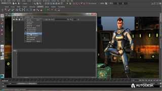 Maya LT 2014 Extension 2: MEL Scripting Tutorial