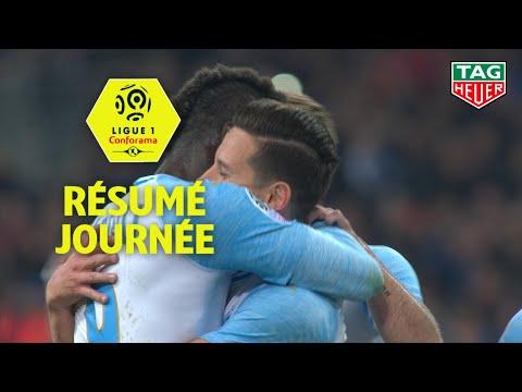 Résumé 27ème journée - Ligue 1 Conforama / 2018-19