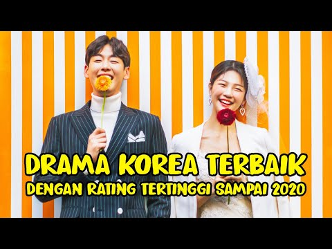 12 DRAMA KOREA DENGAN RATING TERTINGGI SEJAUH INI