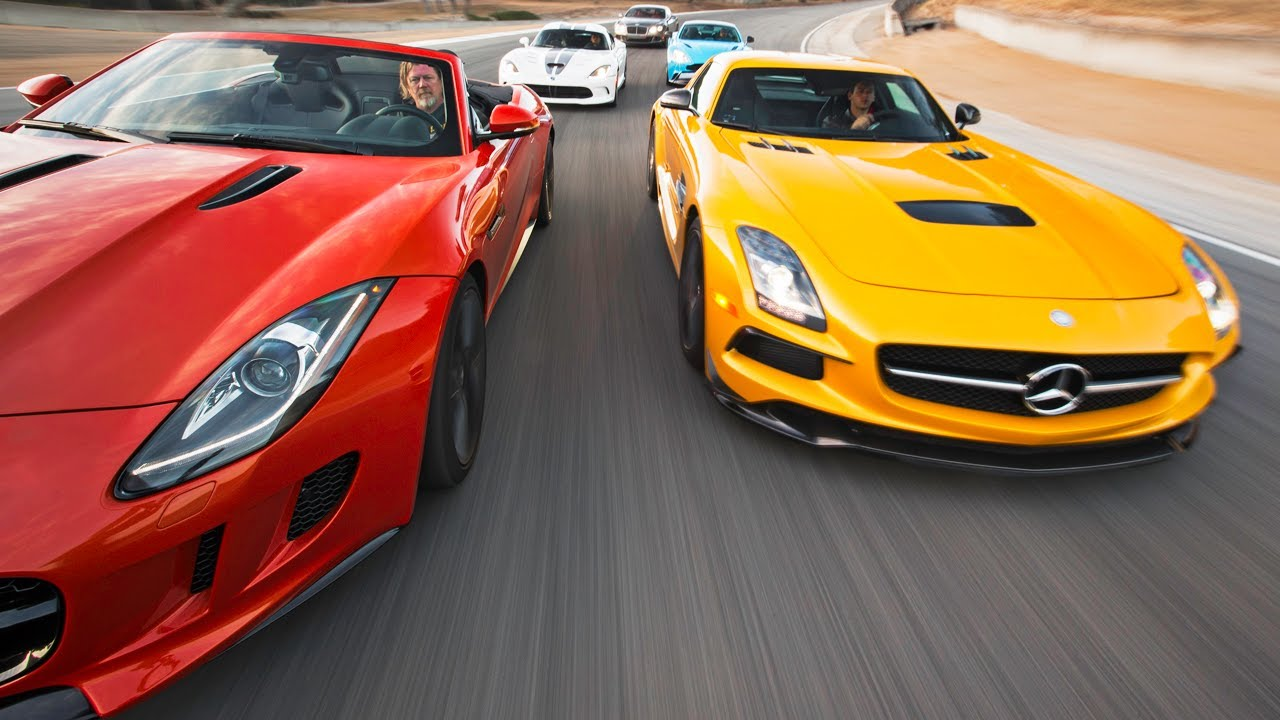 Motor Trend S 2017 Best Driver Car Week Starting August 19th You
