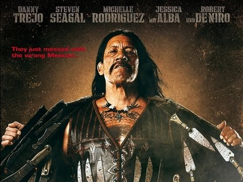 MACHETE | Trailer deutsch german [HD]