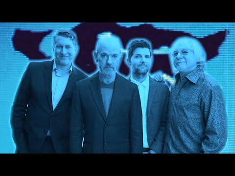 R.E.M. - Monster Talk with Michael Stipe & Mike Mills, plus hosts Adam Scott & Scott Aukerman