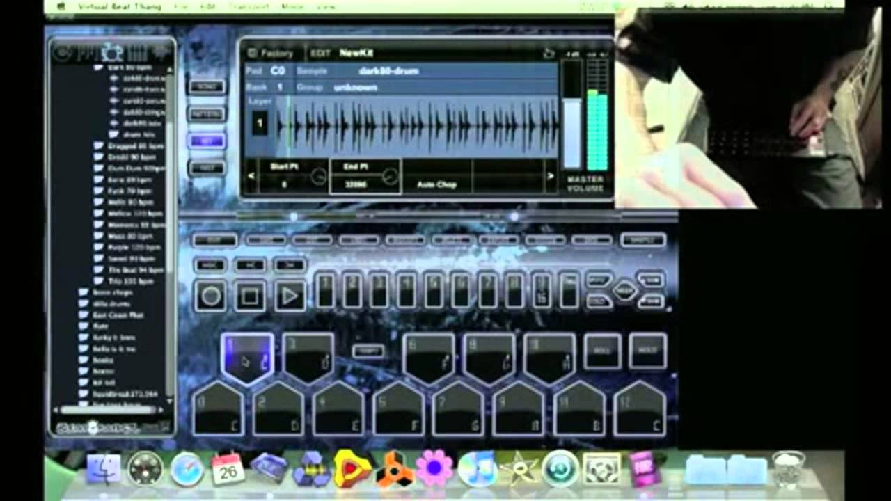 how to chop samples with btv solo music production software youtube. Black Bedroom Furniture Sets. Home Design Ideas