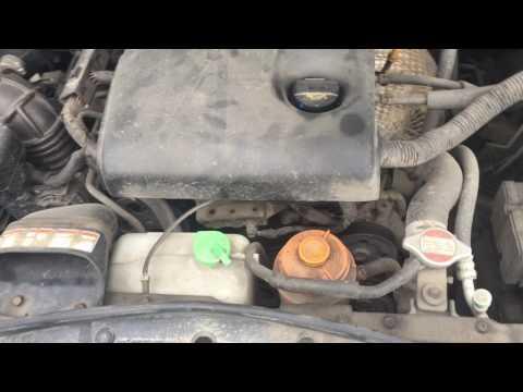Замена жидкости ГУР Suzuki Grand Vitara