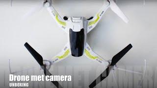 HEMA DRONE MET CAMERA - Uitleg installeren - UNBOXING