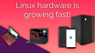 These new Linux devices gave me HARDWARE LUST - VLOG 3