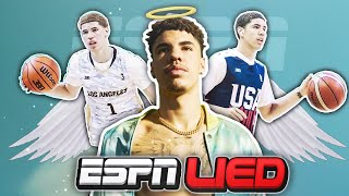 Why ESPN Is LYING To You In LAMELO BALL Documentary!