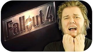 FALLOUT 4 TRAILER - My Reaction!