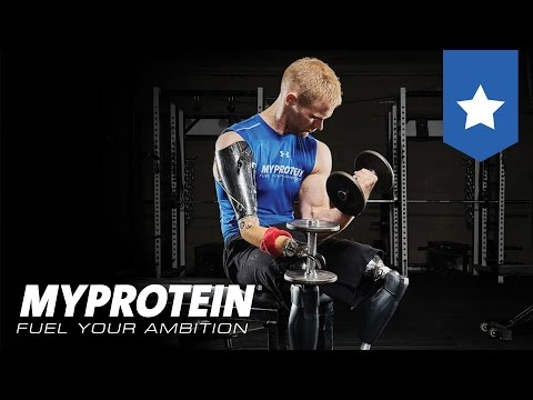 Inspirational Athlete Stories with Mark Ormrod Former Marine & Triple Amputee Motivational Video
