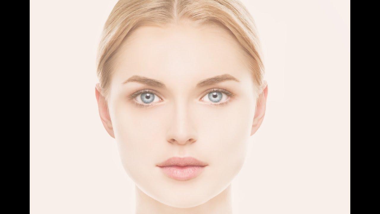 Pacote Biokinesis Pele Branca Rosto Perfeito Olhos Azuis Youtube
