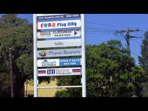 Sutherland Shire, Sydney - Miranada to Taren Point to Woolooware
