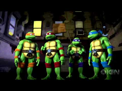 Teenage Mutant Ninja Turtles: The 1980s Animated Turtles Return