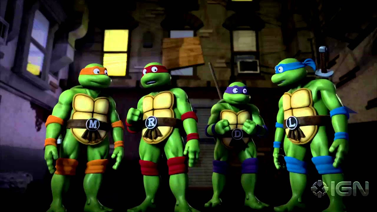 Pictures ninja of the turtles