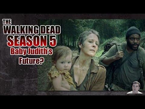 The Walking Dead Season 5: Tyreese, Carol, Judith Story to ... |The Walking Dead Season 5 Judith