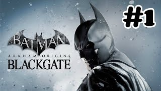 """Batman: Arkham Origins Blackgate - Deluxe Edition"" Walkthrough, Part 1 - Catwoman Chase Intro"