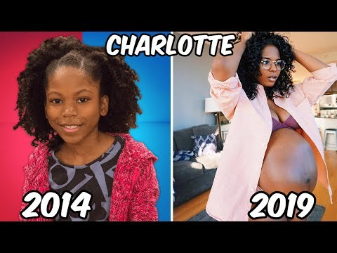 Nickelodeon Famous Stars Before and After 2019