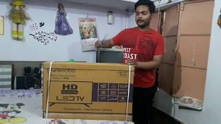 Cheap TV NOBEL SKIODO ll 32 inch ll QUICK REVIEW ll HINDI ll