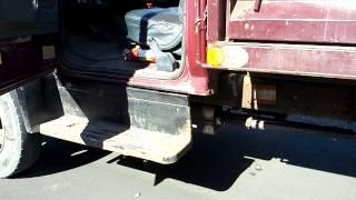 Lot 1 - 1987 Ford I-600 Dump Truck
