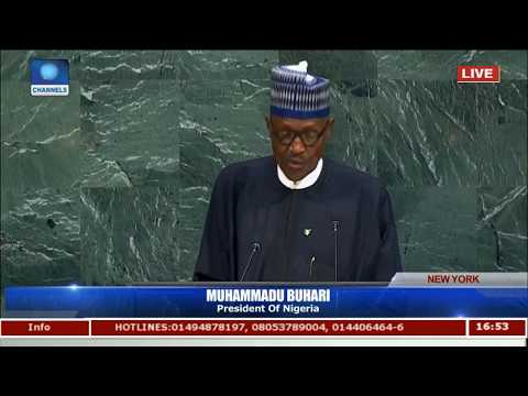 North Korea's Nuclear Programme Is 'Most Pressing Threat' To World Peace - Buhari