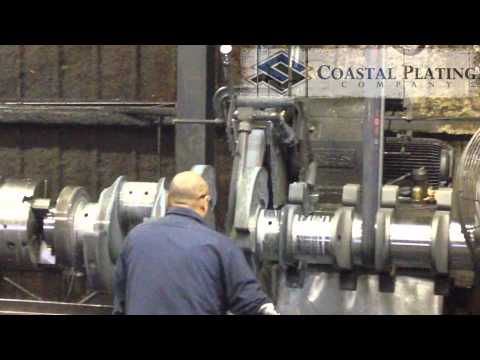 "Caterpillar ""Cat 3612"" Industrial Diesel Marine Engine Repair"