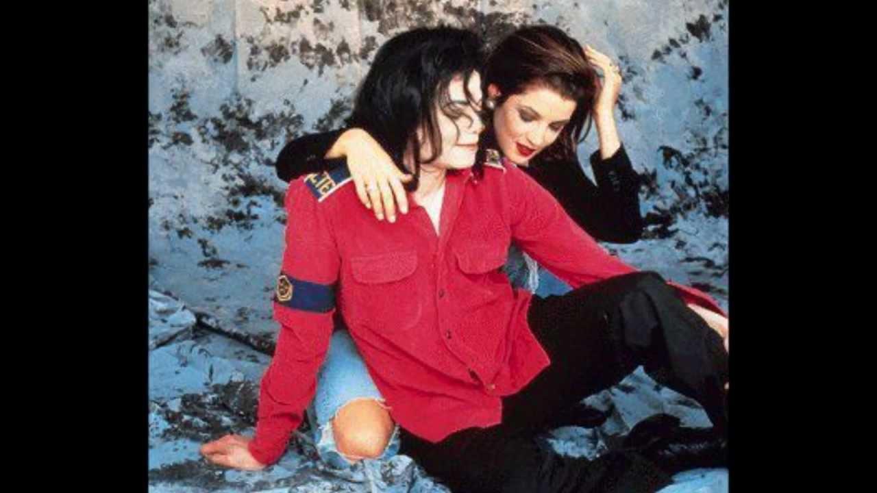 Michael Jackson & Lisa Marie Presley - YouTube