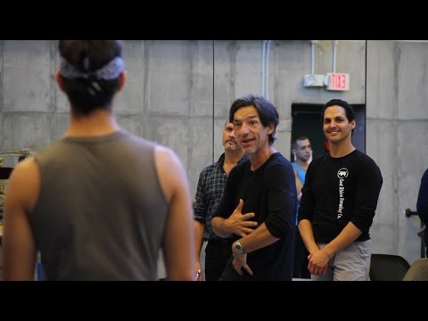 Interview with 'Alice (in wonderland)' Choreographer Septime