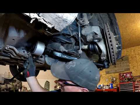 Ford Five Hundred, Ford Freestyle or Mercury Montego lower control arm ball joint replacement