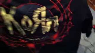 Korn's The Paradigm Shift UNBOXING (Deluxe/ CD & Shirt/vinyl record)