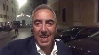 Gasparri - No all'inciucio PD M5S (12.08.19)