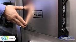 RE Audio DTX Car Amplifier   CES 2013