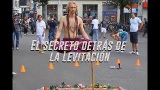 El secreto detrás de la levitación con un bastón 2018
